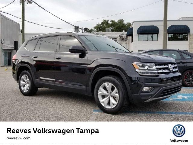 Certified Pre-Owned 2018 Volkswagen Atlas 3.6L V6 SE w/Technology