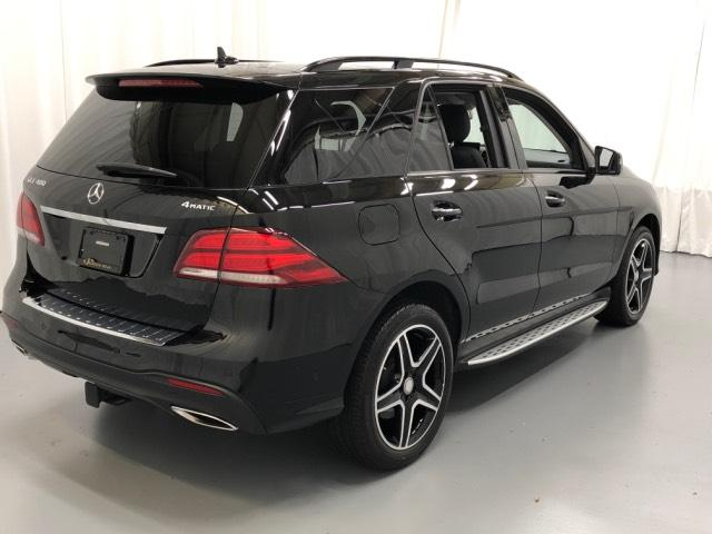 Pre Owned 2017 Mercedes Benz Gle Gle 400 4matic Suv Sport Utility In