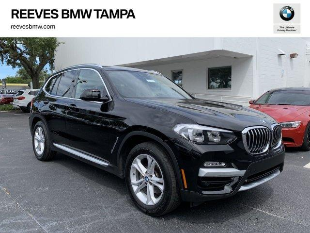 Pre-Owned 2019 BMW X3 sDrive30i sDrive30i