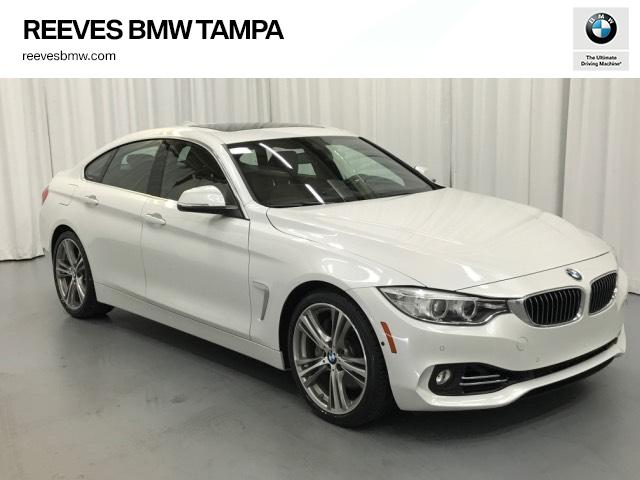 Pre-Owned 2016 BMW 4 Series 4dr Sdn 435i RWD Gran Coupe