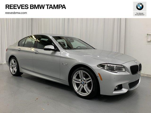 Pre-Owned 2016 BMW 535i 535i