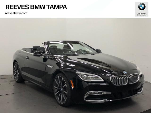Certified PreOwned BMW Series I Convertible Convertible - 650i bmw