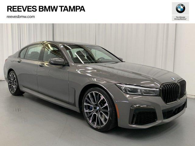 Pre-Owned 2020 BMW 740i 740i