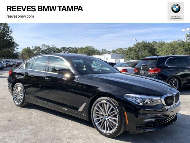 Pre-Owned 2017 BMW 530i 530i