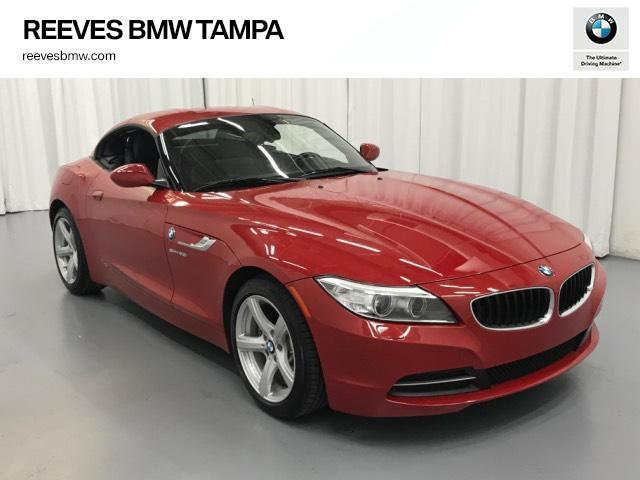 Pre Owned 2016 Bmw Z4 2dr Roadster Sdrive28i