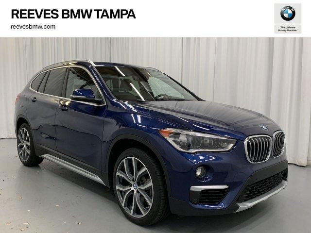Pre-Owned 2018 BMW X1 sDrive28i sDrive28i