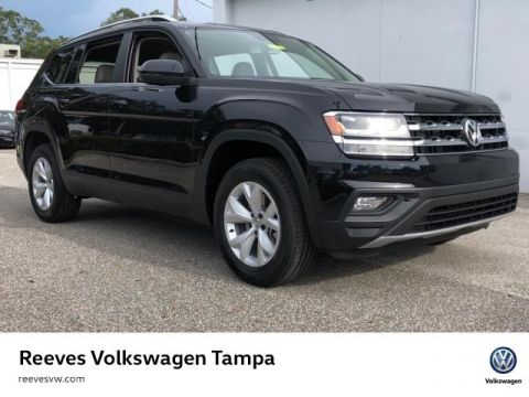 New 2018 Volkswagen Atlas 3.6L V6 SE 4MOTION