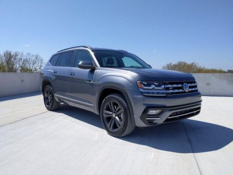 New 2020 Volkswagen Atlas 3.6L V6 SE 4MOTION AWD