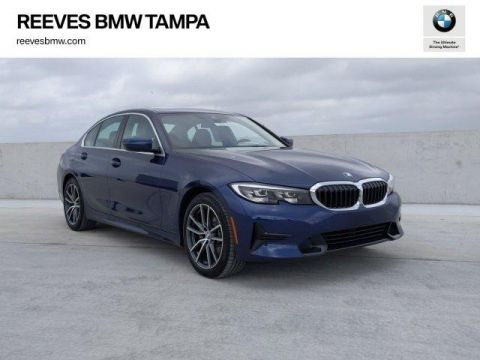 2020 BMW 3 Series 330i Sedan North America