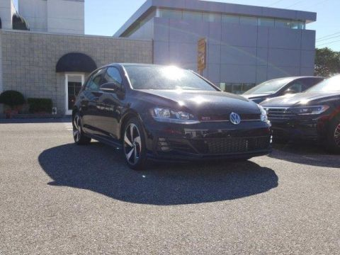 New 2020 Volkswagen Golf GTI 2.0T S Manual