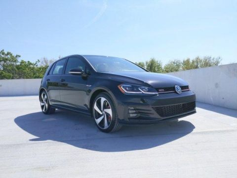 New 2020 Volkswagen Golf GTI 2.0T SE DSG