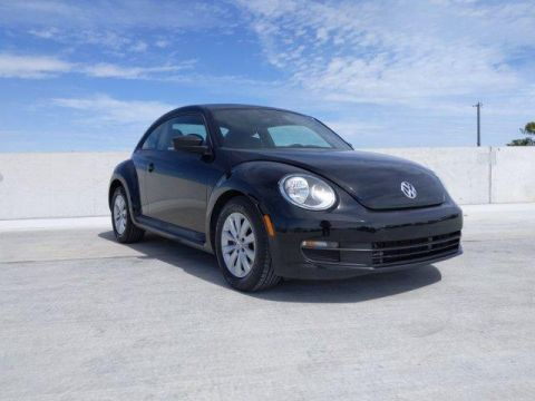 Certified Pre-Owned 2016 Volkswagen Beetle 2dr Auto 1.8T S FWD 2dr Car