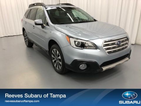 Certified Pre-Owned 2017 Subaru Outback 2.5i Limited
