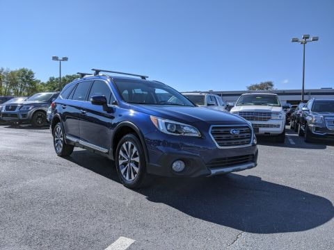 Pre-Owned 2017 Subaru Outback 2.5i Touring AWD
