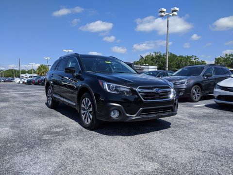 Pre-Owned 2018 Subaru Outback 3.6R Touring AWD