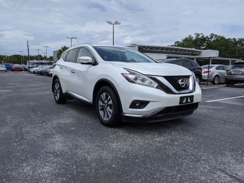 Pre-Owned 2015 Nissan Murano AWD 4dr SL AWD