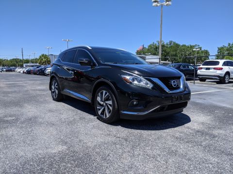 Pre-Owned 2015 Nissan Murano AWD 4dr Platinum AWD