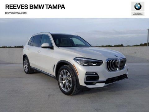 2020 BMW X5 sDrive40i Sports Activity Vehicle