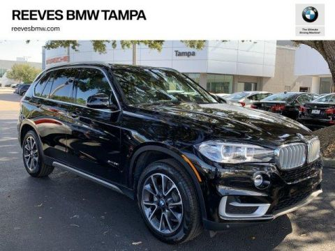 Pre-Owned 2017 BMW X5 sDrive35i sDrive35i