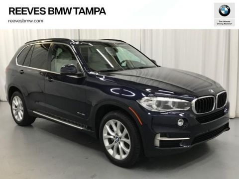 Pre-Owned 2016 BMW X5 RWD 4dr sDrive35i