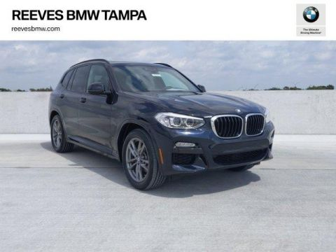 Pre-Owned 2019 BMW X3 xDrive30i Sports Activity Vehicle With Navigation & AWD