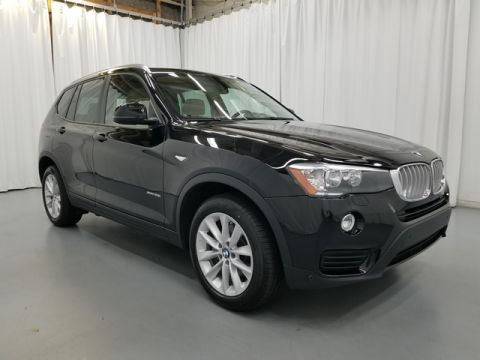 Pre-Owned 2016 BMW X3 xDrive28i xDrive28i