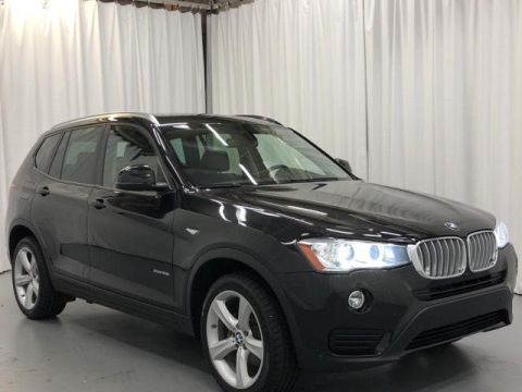 Pre-Owned 2017 BMW X3 xDrive28i xDrive28i