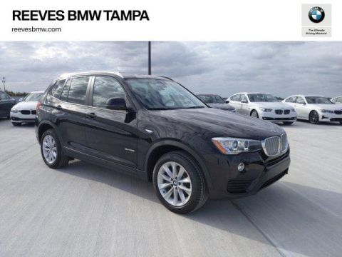 Pre-Owned 2017 BMW X3 sDrive28i Sports Activity Vehicle