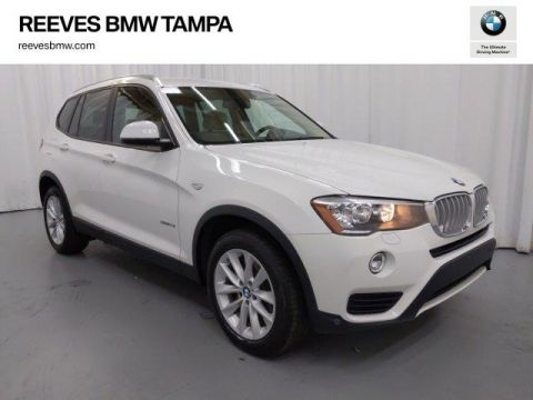Pre-Owned 2017 BMW X3 sDrive28i sDrive28i