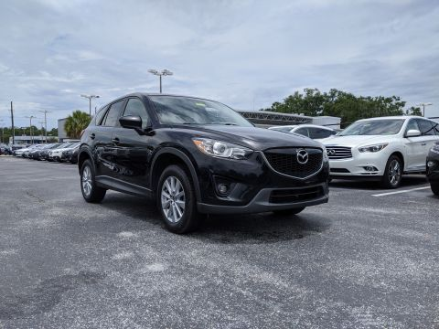 Pre-Owned 2015 Mazda CX-5 AWD 4dr Auto Touring AWD