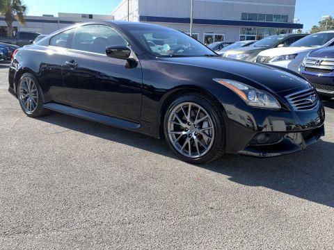 Pre-Owned 2011 INFINITI G37 Coupe IPL