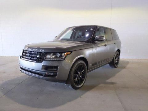 2016 Land Rover Range Rover 4WD 4dr HSE