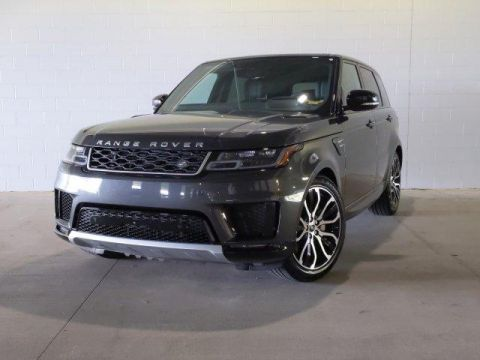 2019 Land Rover Range Rover Sport Turbo i6 MHEV HSE