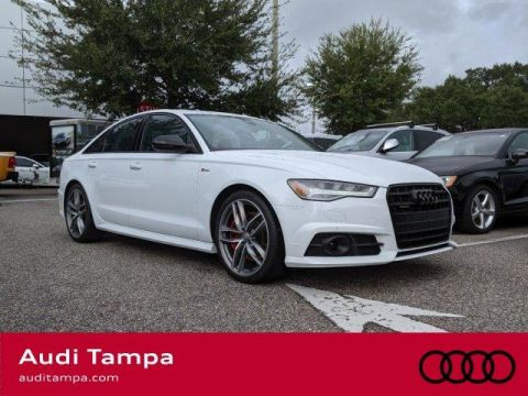 Pre-Owned 2018 Audi A6 Premium Plus