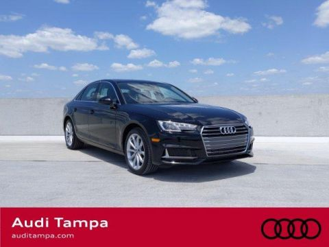 Pre-Owned 2019 Audi A4 Premium 40 TFSI FWD 4dr Car