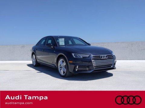 Pre-Owned 2017 Audi A4 2.0 TFSI Auto Season of Audi ultra FWD 4dr Car