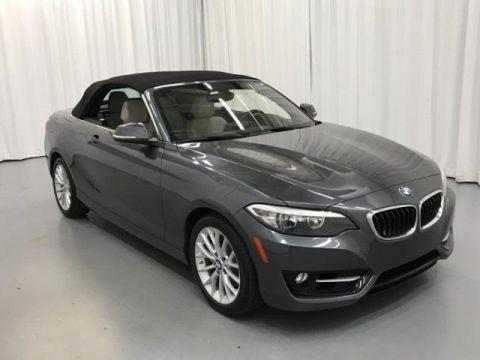 Pre-Owned 2016 BMW 2 Series 2dr Conv 228i RWD