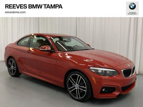 Pre-Owned 2020 BMW 2 Series 230i Coupe
