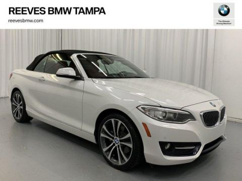 Pre-Owned 2017 BMW 230i 230i