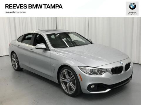 Pre-Owned 2016 BMW 4 Series 4dr Sdn 428i RWD Gran Coupe SULEV