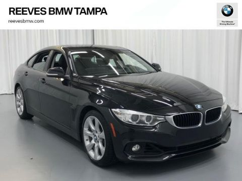 Certified Pre-Owned 2015 BMW 4 Series 4dr Sdn 435i RWD Gran Coupe