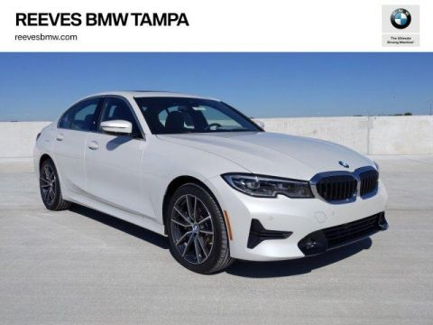 Pre-Owned 2019 BMW 3 Series 330i Sedan
