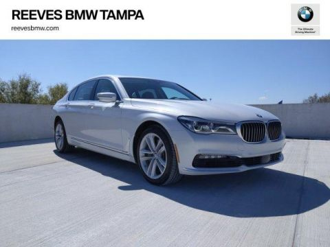 Pre-Owned 2016 BMW 7 Series 4dr Sdn 750i xDrive AWD AWD