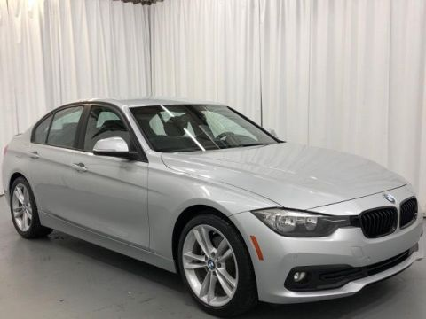 Pre-Owned 2017 BMW 320i 320i