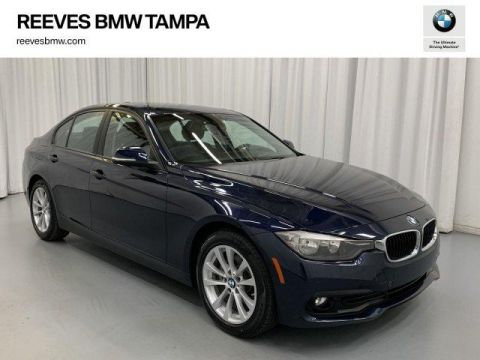 Pre-Owned 2016 BMW 320i 320i