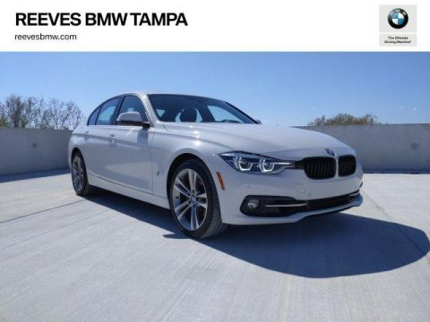 2017 BMW 3 Series 330e iPerformance Plug-In Hybrid