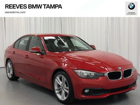 Pre-Owned 2016 BMW 3 Series 4dr Sdn 320i RWD