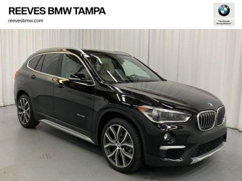 Pre-Owned 2017 BMW X1 xDrive28i xDrive28i