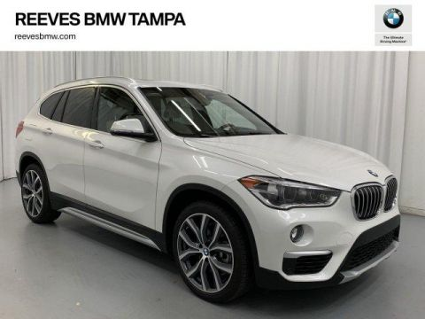 Pre-Owned 2019 BMW X1 sDrive28i sDrive28i