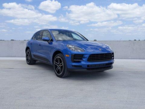 Pre-Owned 2020 Porsche Macan AWD AWD